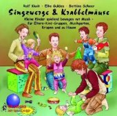 Singzwerge & Krabbelmäuse, 1 Audio-CD Cover