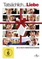 Tatsächlich Liebe, 1 DVD Cover