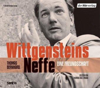 Wittgensteins Neffe, 4 Audio-CDs