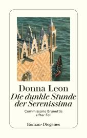 Die dunkle Stunde der Serenissima Cover