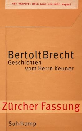 Geschichten vom Herrn Keuner, Zürcher Fassung