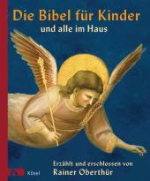 Die Bibel für Kinder und alle im Haus Cover