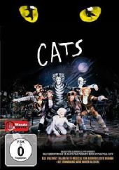 Cats, 1 DVD Cover