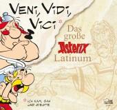 Veni, vidi, vici, Das große Asterix Latinum Cover