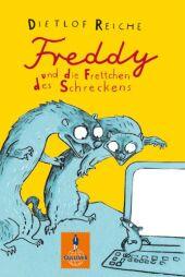 Freddy und die Frettchen des Schreckens Cover