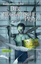 Der mechanische Prinz Cover