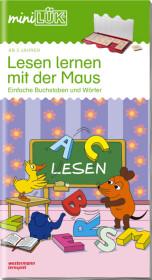 Lesen lernen mit der Maus Cover