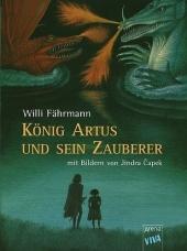König Artus und sein Zauberer