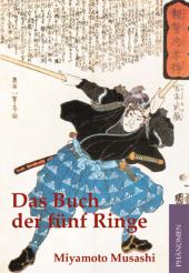 Das Buch der fünf Ringe Cover