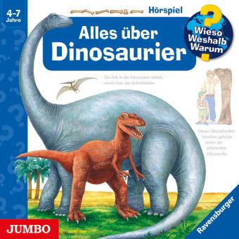 Alles über Dinosaurier, 1 Audio-CD