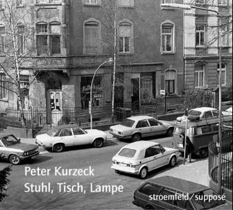 Stuhl, Tisch, Lampe, 1 Audio-CD