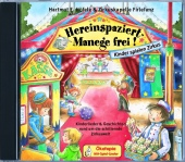 Hereinspaziert, Manege frei!, 1 Audio-CD