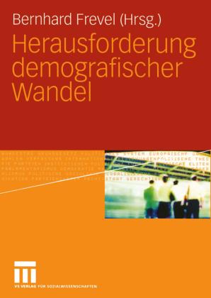 Herausforderung demografischer Wandel