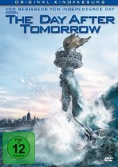 The Day after Tomorrow, 1 DVD, deutsche u. englische Version Cover