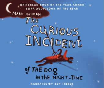 The Curious Incident of the Dog in the Night-time, 1 Audio-CD;Supergute Tage oder Die sonderbare Welt des Christopher Boone, Audio-CD, englische Version