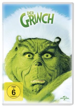 Der Grinch, 1 DVD