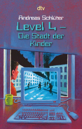 Level 4, Die Stadt der Kinder Cover