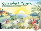 Rica erlebt Ostern, m. Plüschschaf
