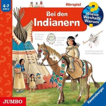 Bei den Indianern, 1 Audio-CD