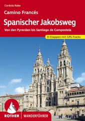 Rother Wanderführer Spanischer Jakobsweg Cover
