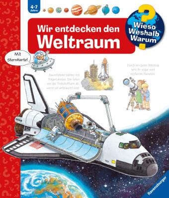 Cover des Mediums: Wir entdecken den Weltraum