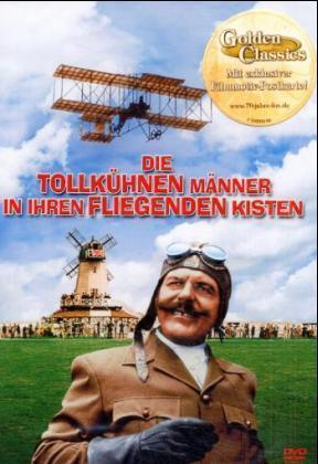 Die tollkühnen Männer in ihren fliegenden Kisten, 1 DVD, mehrsprachige Version