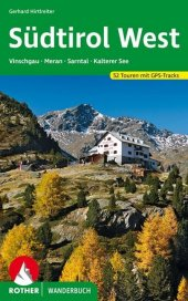 Rother Wanderbuch Südtirol West Cover