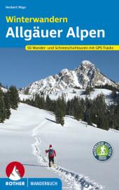 Rother Wanderbuch Winterwandern Allgäuer Alpen