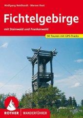 Rother Wanderführer Fichtelgebirge Cover
