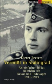 Vermißt in Stalingrad Cover