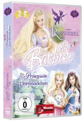 Barbie Märchen Box, 2 DVDs