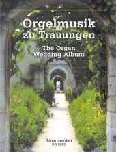 Orgelmusik zu Trauungen, Partitur Cover