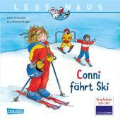 Conni fährt Ski Cover