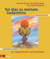 Handreichung für den Katechetinnen und Katechenten, Neuausg. Cover