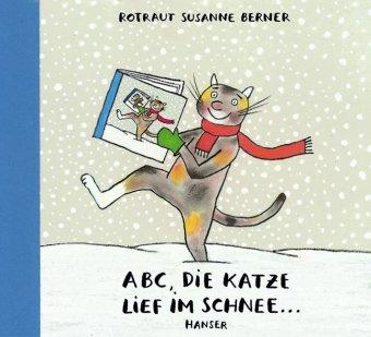 ABC, die Katze lief im Schnee . . .