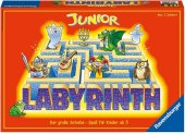 Junior Labyrinth (Kinderspiel) Cover