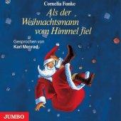 Als der Weihnachtsmann vom Himmel fiel, 3 Audio-CDs Cover