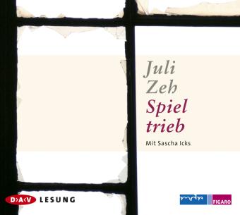 Spieltrieb, 4 Audio-CDs