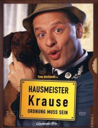 Hausmeister Krause, 3 DVDs