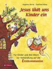 Jesus lädt uns Kinder ein. Für Kinder und ihre Eltern Cover