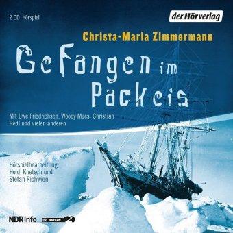 Gefangen im Packeis, 2 Audio-CDs