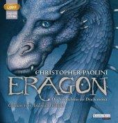 Eragon - Das Vermächtnis der Drachenreiter, 3 MP3-CDs Cover