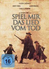 Spiel mir das Lied vom Tod, 1 DVD Cover