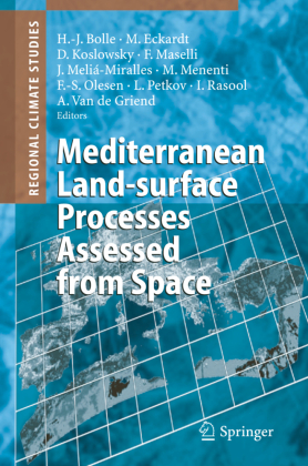 Mediterranean Land-surface Processes Assessed from Space