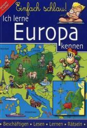 Ich lerne Europa kennen Cover