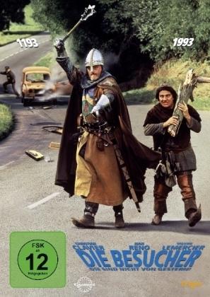 Die Besucher, 1 DVD