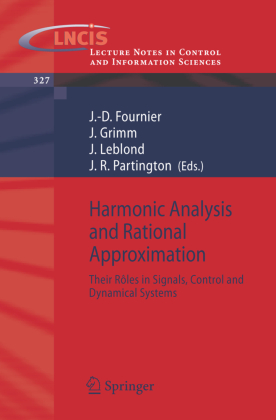 Harmonic Analysis and Rational Approximation