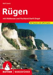 Rother Wanderführer Rügen Cover