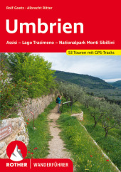 Rother Wanderführer Umbrien