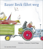 Bauer Beck fährt weg, Mini-Ausgabe Cover